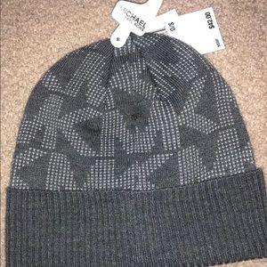 Michael Kors Logo Beanie-Hat NWT